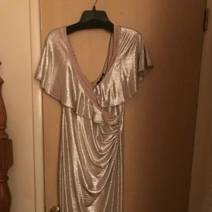 A formal evening gown.